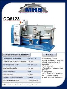 Torno Paralelo CQ6128